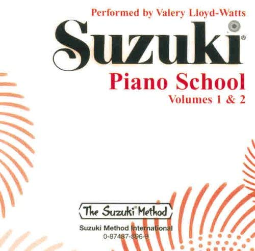 Suzuki Piano School, Volumes 1 & 2 9780874878967