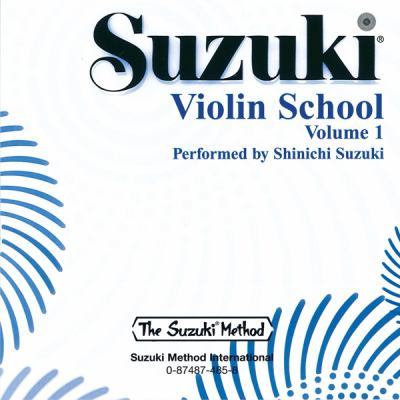 Suzuki Violin School, Volume 1 9780874874853