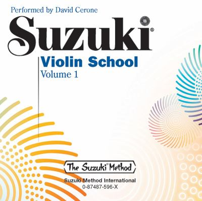Suzuki Violin School, Volume 1 9780874875966