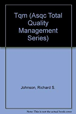 TQM: Management Processes for Quality Operations 9780873892261