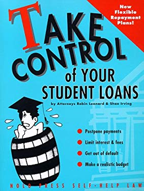 Take Control of Your Student Loans 9780873373586
