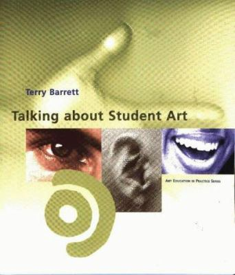 Talking About Student Art 9780871923615