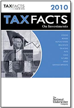 Tax Facts on Investments 9780872189911