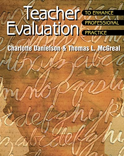 Teacher Evaluation to Enhance Professional Practice 9780871203809
