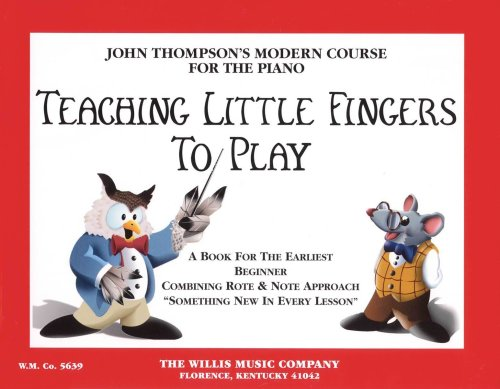 Modern Course for Piano Bk. 1 : Teaching Little Fingers to Play