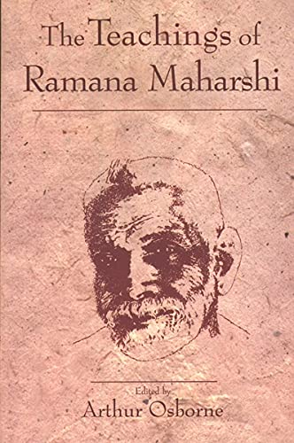 Teachings of Ramana Maharshi 9780877288978