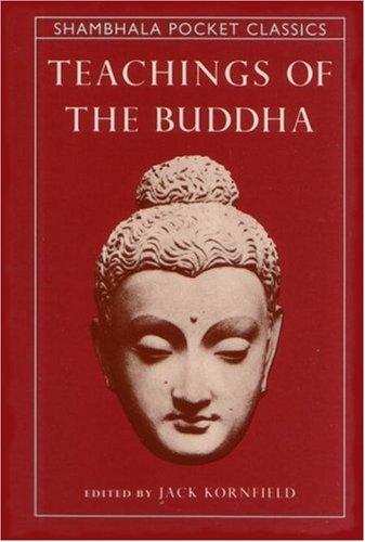 Teachings of the Buddha 9780877738602