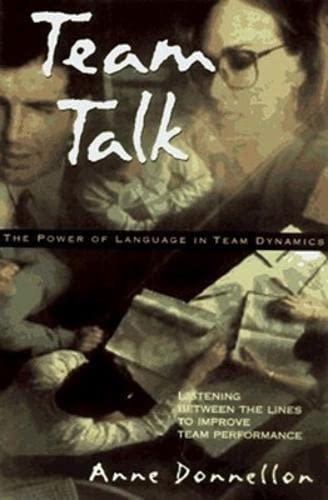 Team Talk 9780875846194