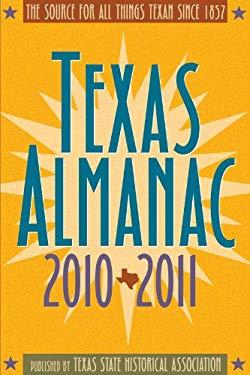 Texas Almanac 9780876112403