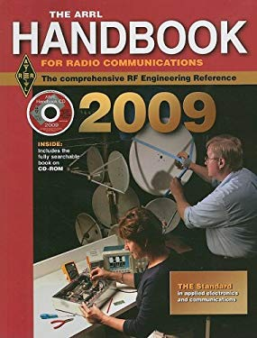 The ARRL Handbook for Radio Communications [With CDROM] 9780872591394
