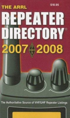 The ARRL Repeater Directory 9780872599901