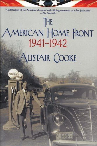 The American Home Front: 1941-1942 9780871139399