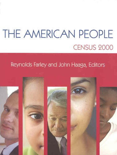 The American People: Census 2000 9780871542731
