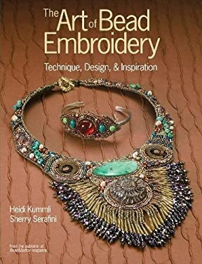 The Art of Bead Embroidery: Techniques, Designs, & Inspirations