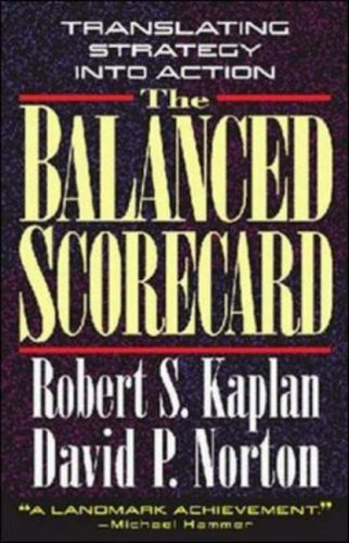 The Balanced Scorecard 9780875846514
