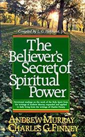The Believer's Secret of Spiritual Power 3833154