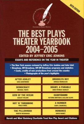 The Best Plays Theater Yearbook 2004-2005 9780879103286