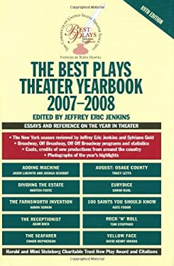 The Best Plays Theater Yearbook 2007-2008 9780879103668