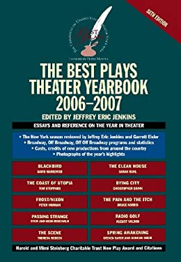 The Best Plays Theater Yearbook 9780879103521
