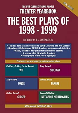 The Best Plays of 1998-1999 9780879102906
