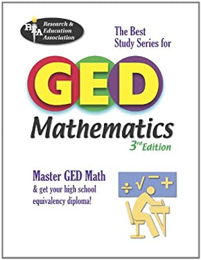 The Best Study Series for GED Mathematics 9780878914333