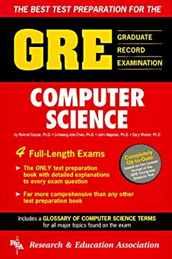 The Best Test Preparation for the GRE, Graduate Record Examination in Computer Science 9780878918478