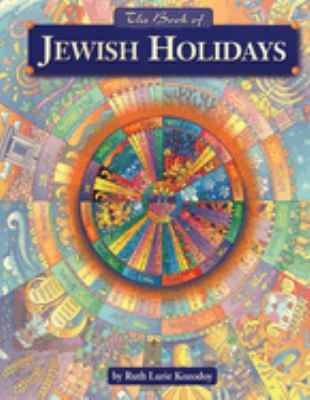 The Book of Jewish Holidays 9780874416299