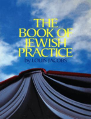 The Book of Jewish Practice 9780874414608