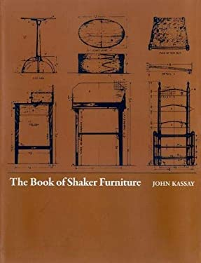 The Book of Shaker Furniture 9780870232756