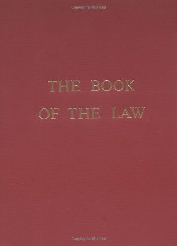The Book of the Law as book, audiobook or ebook.