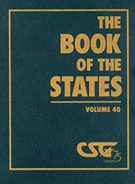 The Book of the States 9780872928497