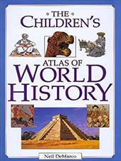The Children's Atlas of World History 3845072