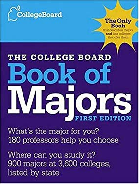 The College Board Book of Majors 9780874477016