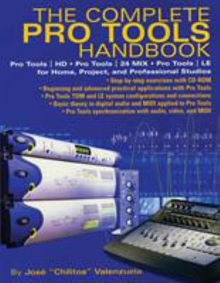 The Complete Pro Tools Handbook 9780879307332