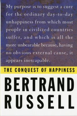 The Conquest of Happiness 9780871401625