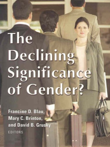 The Declining Significance of Gender? 9780871540928