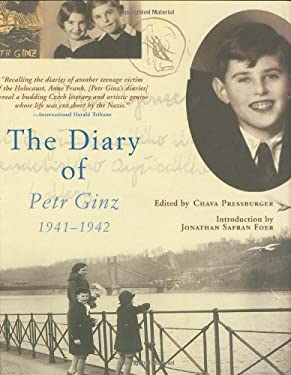 The Diary of Petr Ginz: 1941-1942 9780871139665