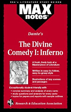 Divine Comedy I: Inferno, the (Maxnotes Literature Guides) 9780878919918