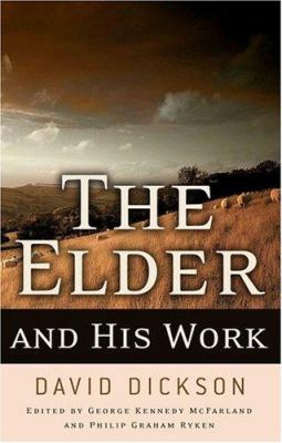 The Elder and His Work 9780875528861
