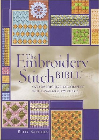 The Embroidery Stitch Bible 9780873495103