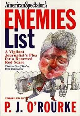 The Enemies List 9780871136329