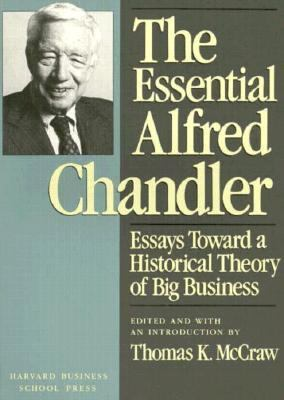 alfred chandler structure follows strategy Podcast with: interviewer: running time: alfred d chandler jr, the pulitzer prize-winning scholar whom many credited with founding the discipline of business history, died at age 88 on may 9, 2007 his work is legendary, but so too was his influence at harvard business school we asked colleagues.