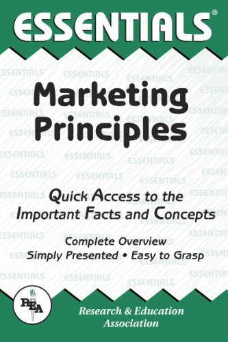 The Essentials of Marketing Principles 9780878916931