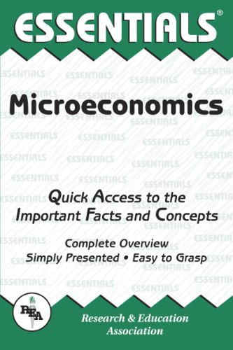 The Essentials of Microeconomics 9780878916603