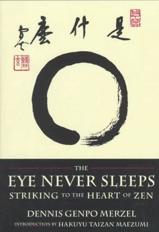 The Eye Never Sleeps 9780877735694