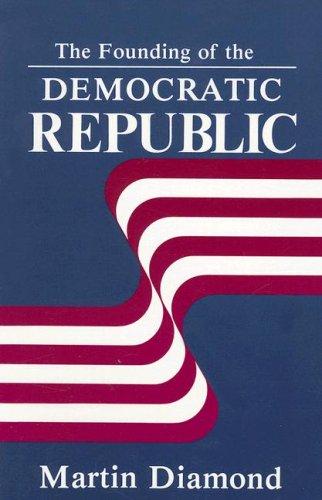 The Founding of the Democratic Republic 9780875812717