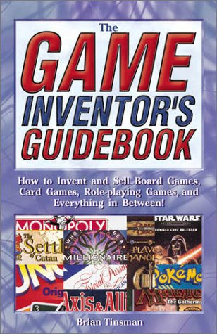 The Game Inventor's Guidebook 9780873495523