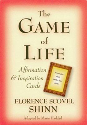 The Game of Life Affirmation and Inspiration Cards: Positive Words for a Positive Life 9780875166179