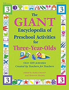 The Giant Encyclopedia of Preschool Activities for 3-Year Olds 9780876592373