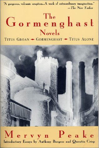 The Gormenghast Novels 9780879516284